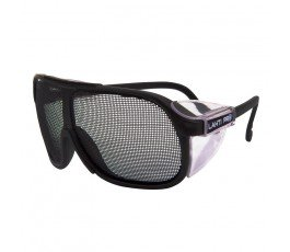 lahtipro okulary ochronne siatkowe ce lpos01