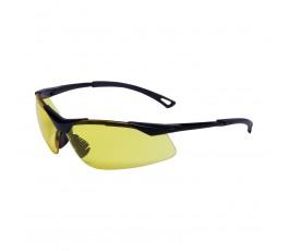 """lahtipro okulary ochronne żółte """"ft"""" ce l1500400"""