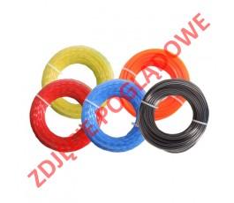 proline żyłka tnąca okrągła 1.3mmx15m żółta 98111