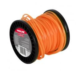 proline żyłka tnąca (szpula) kwadratowa 2.7mmx70m pomarańczowa 98225