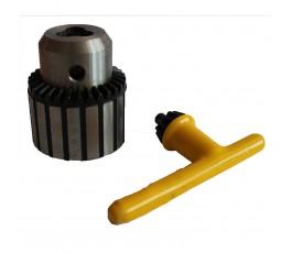 jango uchwyt wiertarski kluczykowy standardowy ptrt 1-10mm 3/8x24 + kluczyk jf-k10c38