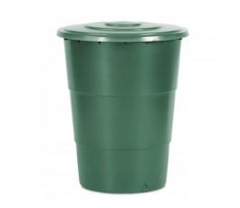 prosperplast zielony leśny zbiornik na deszczówkę eco tank 200l idet200-g851