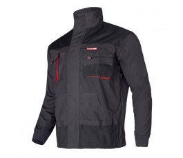 """lahtipro bluza ochronna męska czarna rozmiar """"m"""" (50) lpbr0150"""
