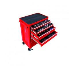 proline narzędziowa 5-szufladowa z wyposażeniem 193 elementów 33117