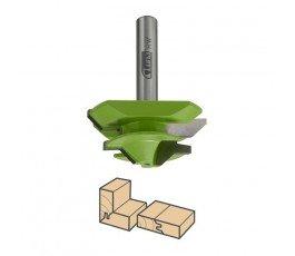 luna frez 2-ostrzowy do złącz klejonych w drewnie 44mm 210400107