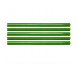 yato zestaw 5 wkładów kleju zielonego termotopliwego 11.2x200mm yt-82436