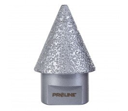 proline frez diamentowy stożkowy max 38mm m14 27297