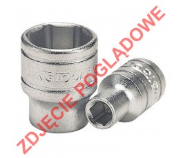 "teng tools nasadka krótka 6-kątna 8mm z chwytem 1/4"" dł. 25mm crv 25670506"