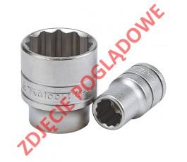 "teng tools nasadka 12-kątna 21mm z chwytem 1/2"" dł. 38mm crmo 74311200"