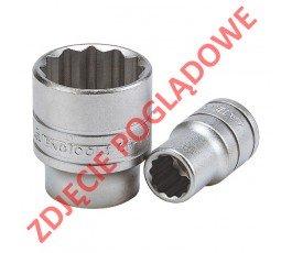 "teng tools nasadka 12-kątna 22mm z chwytem 1/2"" dł. 40mm crmo 74311309"