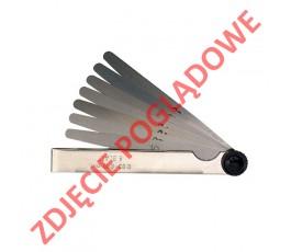 limit szczelinomierz 20-płytkowy 0.05-1mm dł. 100mm 25953407