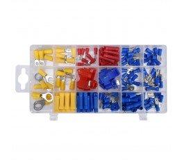 yato zestaw 160 złączy elektrycznych yt-06891