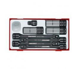 teng tools zestaw trzonów skrętnych i nasadek do śrub i kół ttts08 172470403