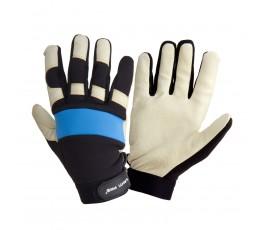 """lahtipro rękawice ze skóry świńskiej rozmiar """"10"""" l280410k"""