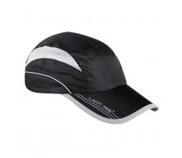 lahtipro czapka z daszkiem sportowa czarna l101060s