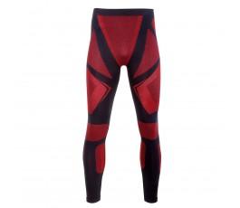 """lahtipro kalesony termoaktywne czerwono-czarne rozmiar """"l/xl"""" l4120603"""