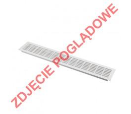 gtv kratka wentylacyjna (duża) biała 80x480mm kk-w60800-m0-m
