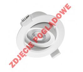 gtv oprawa led volare typu downlight 5w 400lm 3000k ld-vlrok0538-cb