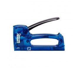rapid zszywacz ręczny r53e xray blue 20443830