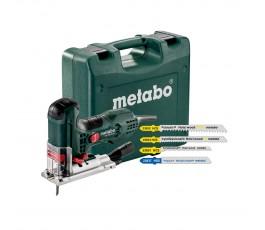 metabo wyrzynarka ste 100 quick set 710w + 20 brzeszczotów 601100900