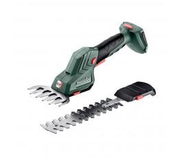 metabo akumulatorowe nożyce do krzewów i traw sgs 18 ltx q 18v 601609850