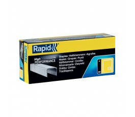 rapid zestaw 5000 zszywek high performance 13/8 5m 11835600