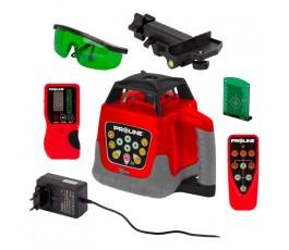 proline laser rotacyjny samopoziomujący zielony do 500m 15162