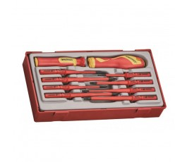 teng tools zestaw wkrętaków 1000v ttv710n 282670108