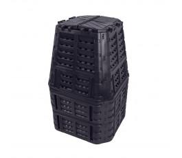 patrol kompostownik czarny 1000l kompost1000nczapg003