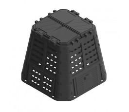patrol kompostownik czarny 480l kompost480czapg003