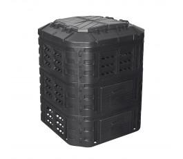 patrol kompostownik czarny 860l kompost860czapg003