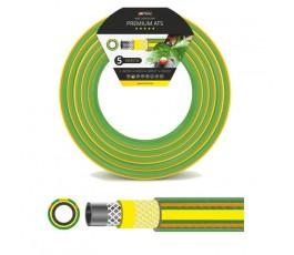 """awtools 5-warstwowy wąż ogrodowy premium ats 3/4"""" 25m aw70408"""