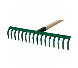 kard grabie mocne 16-zębne z trzonkiem 130cm 182