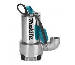 makita pompa do wody brudnej z pływakiem 1100w 250l/min mpf1110