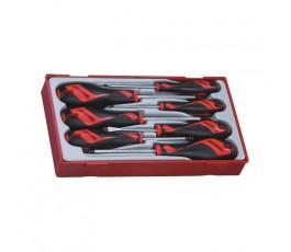 teng tools zestaw 7 wkrętaków ph i pz tt917n 174400101