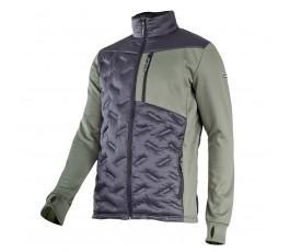 """lahtipro bluza ocieplana czarno-zielona rozmiar """"xxl"""" l4013605"""