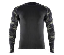 lahtipro koszulka termoaktywna moro l/xl l4120803
