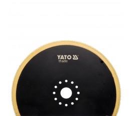 yato brzeszczot do metalu i drewna bim-tin (do yt-82223) 100mm yt-34701