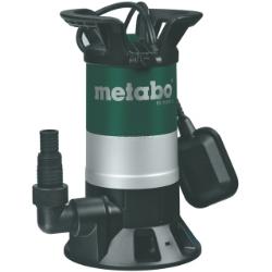 pompa zanurzeniowa ps 15000 s do wody brudnej metabo