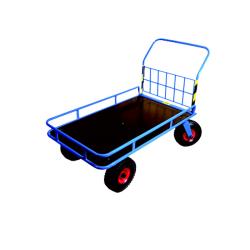 wózek ramowy platformowy stach 4 z ramką agromech