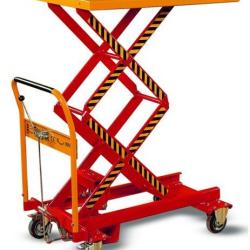wózek podnośnikowy stołowy wrp1-0301 zakrem koła 125 nek