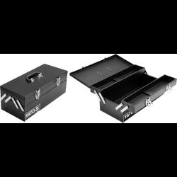skrzynka narzędziowa 460x200x180mm metalowa