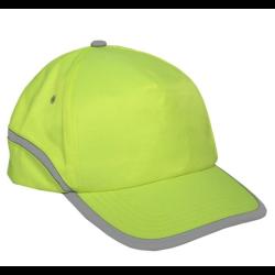 czapka z daszkiek żółta , lahtipro