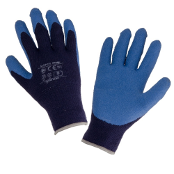 rękawice ocieplane niebieskie xl(10) lahti