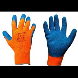 rękawice ocieplane pomarańczowe l (9) lahtipro