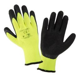rękawice ocieplane czarno-żółte xl (10) lahtipro