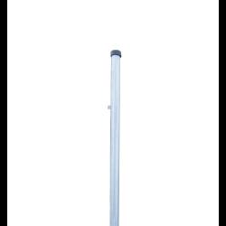 słupek ocynk fi 42 1800x1.5