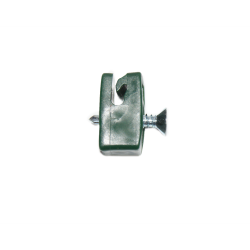 przelotka z wkrętem zielona fi4 dromet