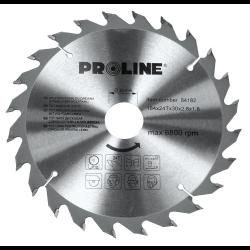 proline piła tarczowa do drewna 300mm 60 zębów otwór 30mm 84306