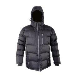 "kurtka zimowa pikowana czarna ""xl"" lahtipro"